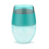 Green Wine FREEZE™ Cooling Cup in Translucent