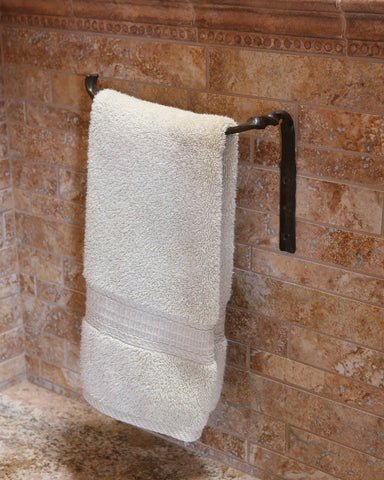 Big Horn Hand Towel Holder