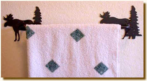Wildlife Towel Bar