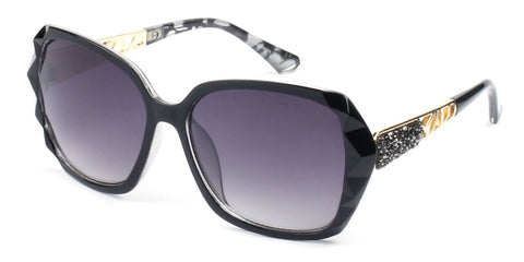 Women Square Oversize Fashion Sunglasses