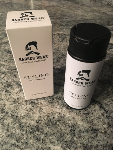 Barberwear Styling Hair Powder