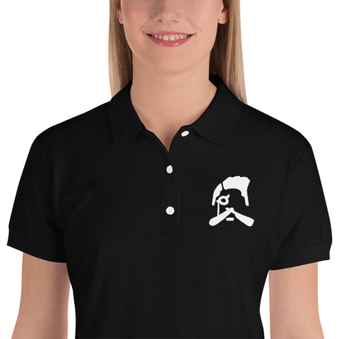 Barber Wear Women's Polo Shirt