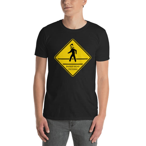 Barber Wear Crossing Tee