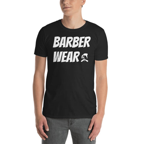 Short-Sleeve BARBER WEAR T-Shirt
