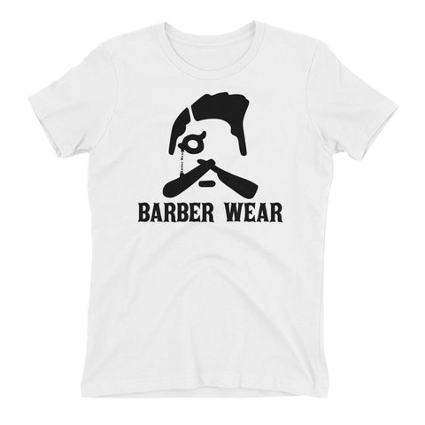 Women's Barber Wear t-shirt