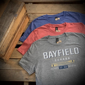 Bayfield Souvenir Right Track Short Sleeve Tee
