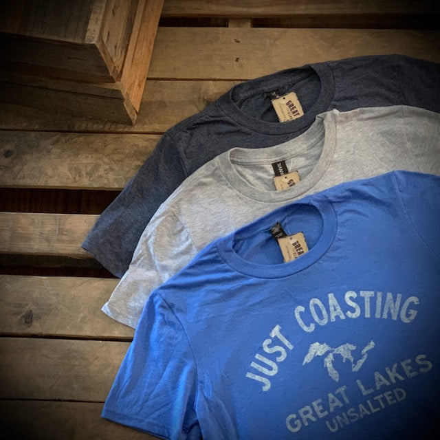 Great Lakes Classics Just Coasting Short Sleeve Tee