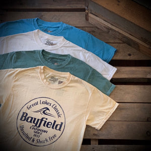 Bayfield Souvenir Halogen Wave Premium Short Sleeve Tee