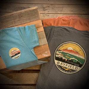 Bayfield Souvenir Epoch Pines Premium Short Sleeve Tee