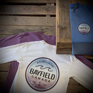 Bayfield Souvenir Cool Beans Premium Long Sleeve Tee