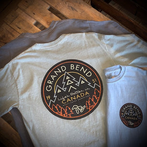 Grand Bend Souvenir Federalist Premium Long Sleeve Tee