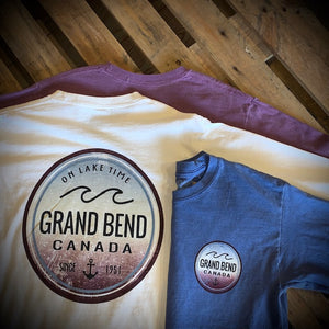 Grand Bend Souvenir Cool Beans Premium Long Sleeve Tee