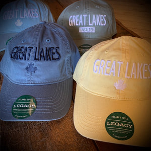 Great Lakes Classics Maple Leaf Ball Cap