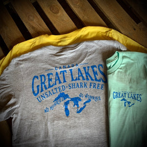 Great Lakes Classics Ardor Short Sleeve Tee