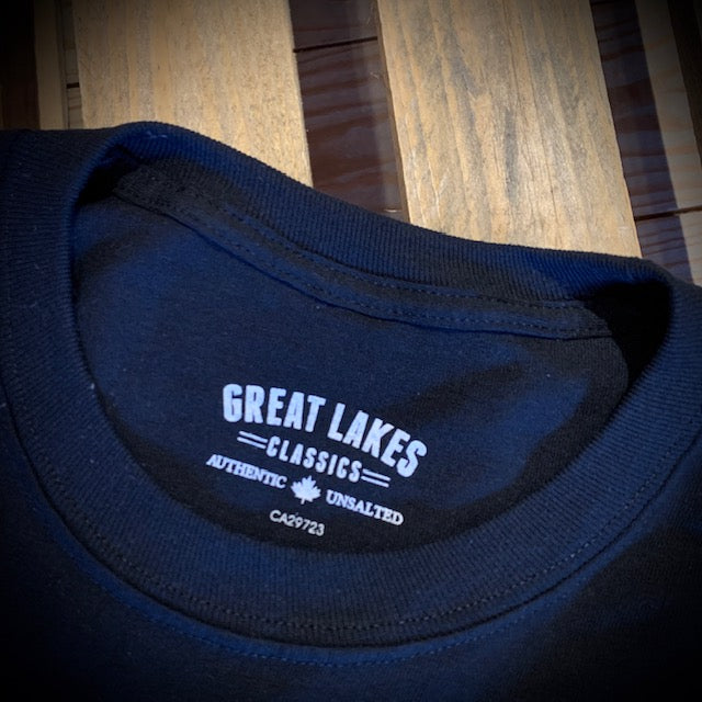 Great Lakes Classics Outline Long Sleeve Tee