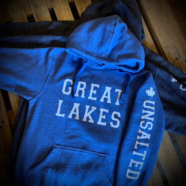 Great Lakes Classics Authentic Marled Hoodie