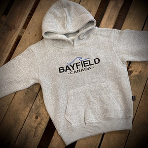 Bayfield Souvenir Youth Nantucket Wave Hoodie