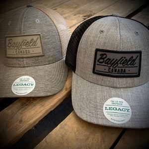 Bayfield Souvenir Tonal Patch Snapback Ball Cap