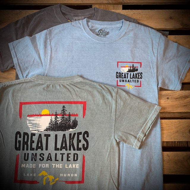 Great Lakes Classics Abnegate Short Sleeve Tee