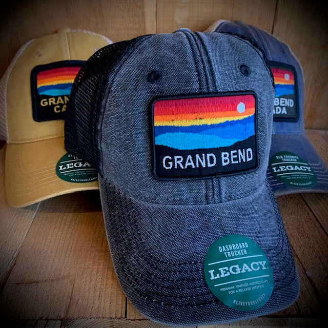 Grand Bend Souvenir Sunset Patch Ballcap