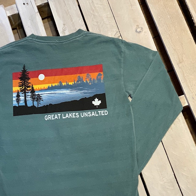 Great Lakes Classics Kryptonian Long Sleeve Tee