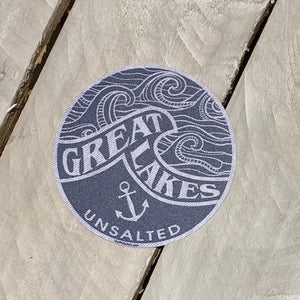 Great Lakes Circadian Wave Sticker