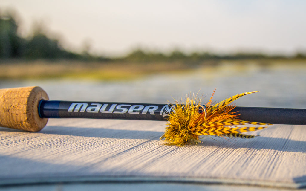 Fly of the Month:  Mauser's Hackle Crab