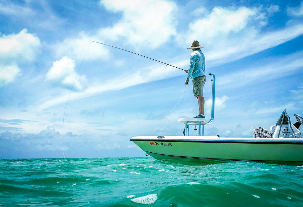 Thoughts on your first Saltwater Flats Trip.