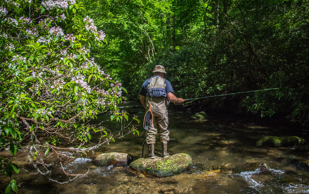 Thankful for Fly Fishing Part 1 - Project Healing Waters
