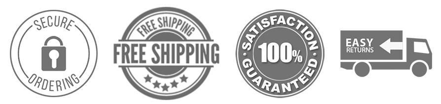 Image result for free shipping and trust badge