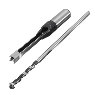 Square Hole Mortiser Drill Bit