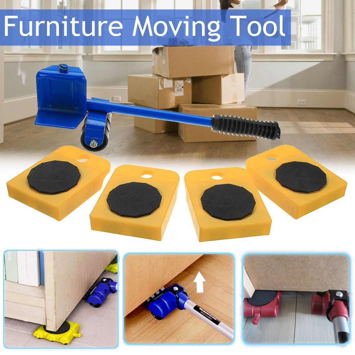 Furniture Lifter Mover Set