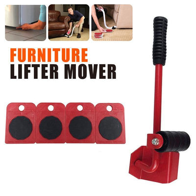 Furniture Lifter & Mover Set