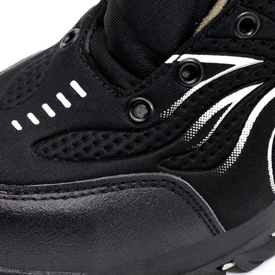 FlameX Black White FlameX Indestructible Shoes