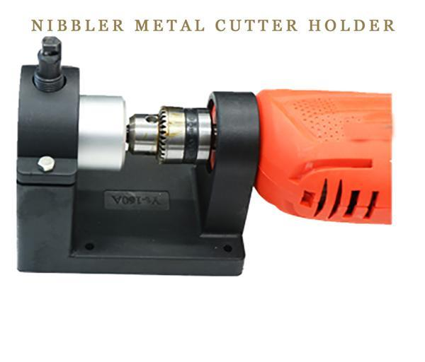 Nibbler Metal Cutting Double Head 360 Degree Coolnewtools