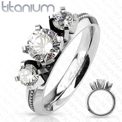 Bridal Ring Solitaire