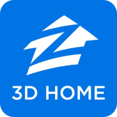 zillow 3d home icon