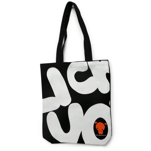 Lick You Silly Cotton Canvas Tote - Lick You Silly Pet Products Shop