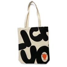 Lick You Silly Cotton Canvas Tote