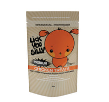 Lick You Silly Freeze-Dried Savory Chicken Bites Dog Treats – All-Natural USDA Inspected Chicken – Gluten, Grain & Wheat Free – Dog Training Treats - Lick You Silly Pet Products Shop