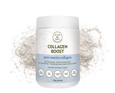 NEW - Collagen Boost - The Organic Facialist