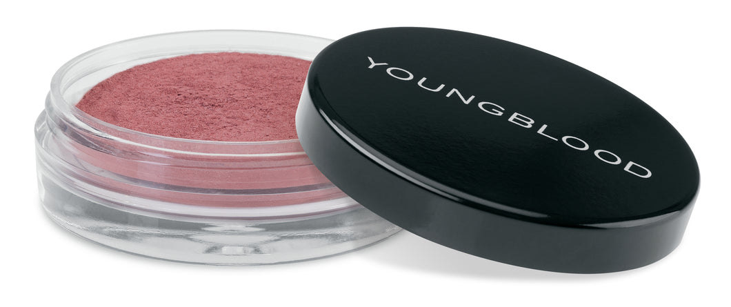 Youngblood Crushed Mineral Blush - The Organic Facialist