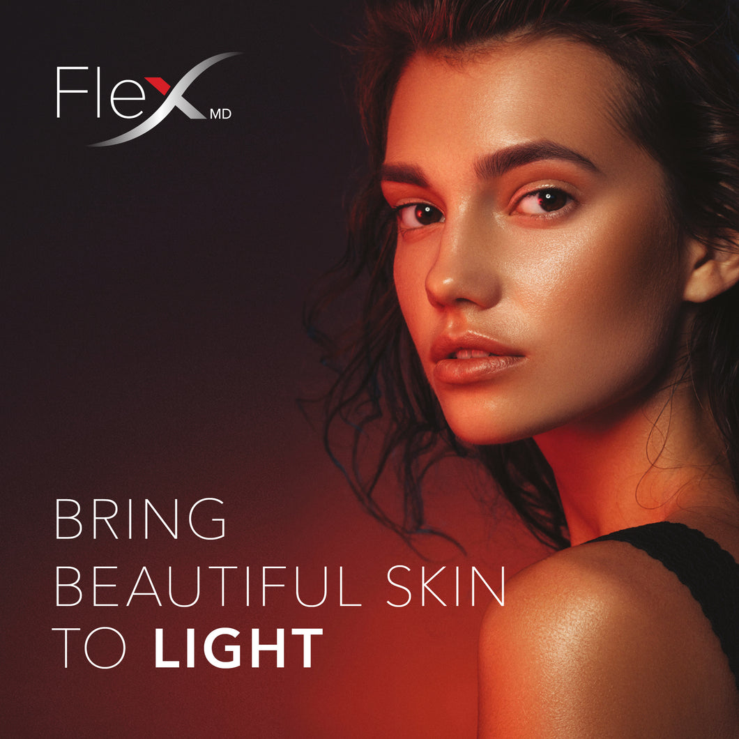 LED Light Therapy x 6 - The Organic Facialist