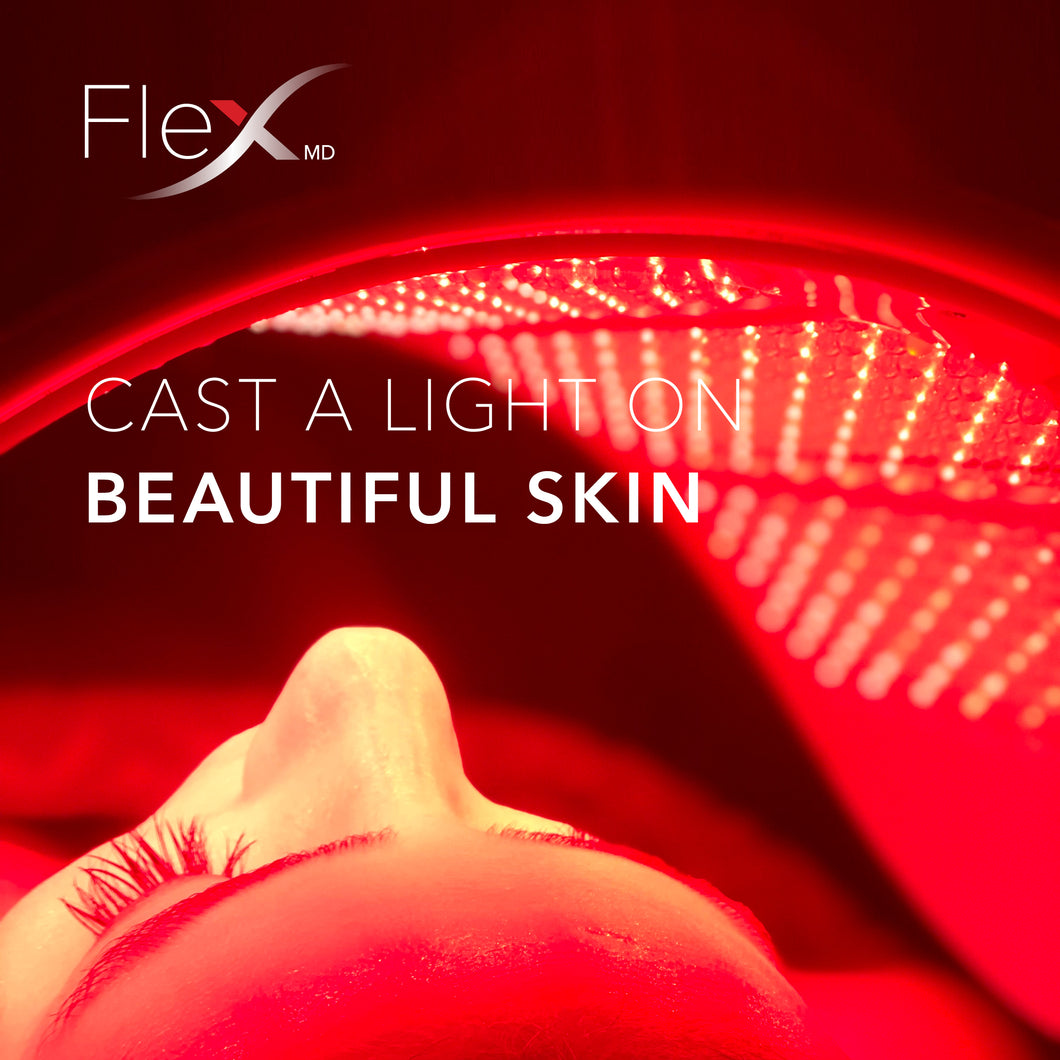 Add on | LED Light Therapy - The Organic Facialist