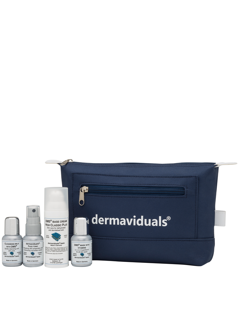 High Classic Travel Kit - The Organic Facialist