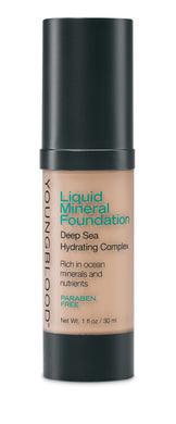 Youngblood Liquid Mineral Foundation - The Organic Facialist