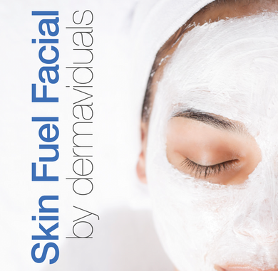 The Skin Fuel Facial - The Organic Facialist