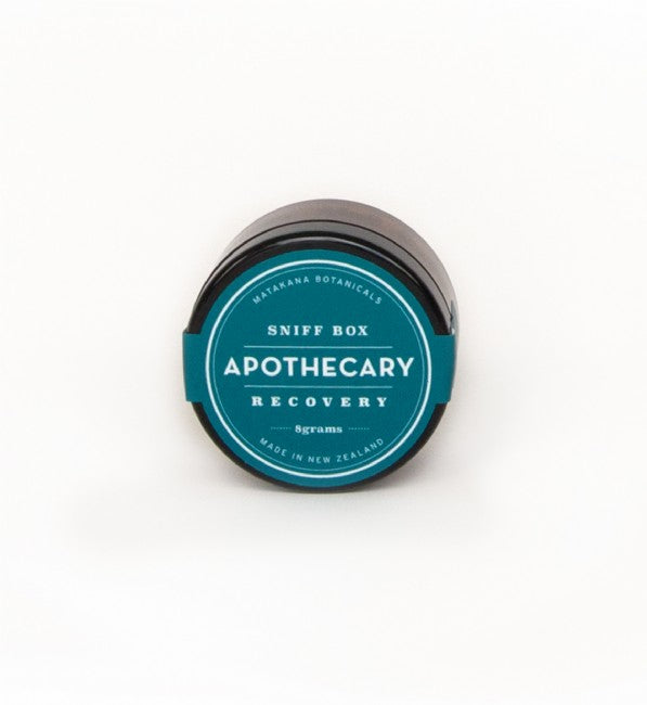 Apothecary Sniff Box - Recovery - The Organic Facialist