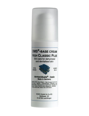 DMS® Base Cream High Classic Plus - The Organic Facialist