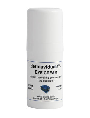 Eye Cream - The Organic Facialist